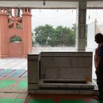 City Monument - Maulana Shaukat Ali's Grave, Old Delhi