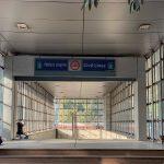 City Hangout - Gate No. 3, Civil Lines Metro Station