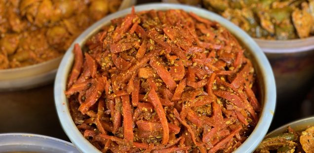 City Food - Shri Sai Pickle Store, Old Subzi mandi, Gurgaon