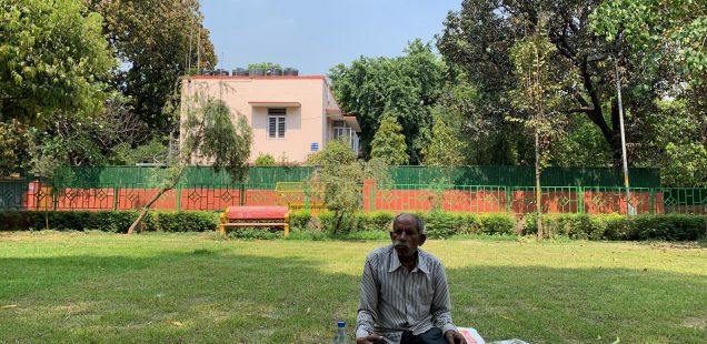 Mission Delhi - Shyam Lal, Kaka Nagar Garden