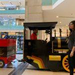 Mission Delhi - Toy Train Driver Surjeet, Ambience Mall, Gurgaon