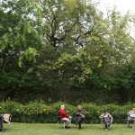 City Hangout - Accessible-to-All Garden, Members-Only IIC