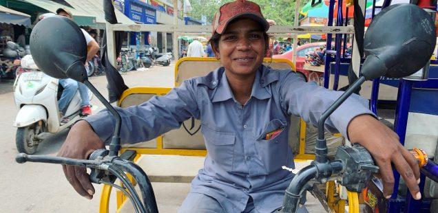 Mission Delhi - Renu Prajapati, Near Gurgaon Bus Stand