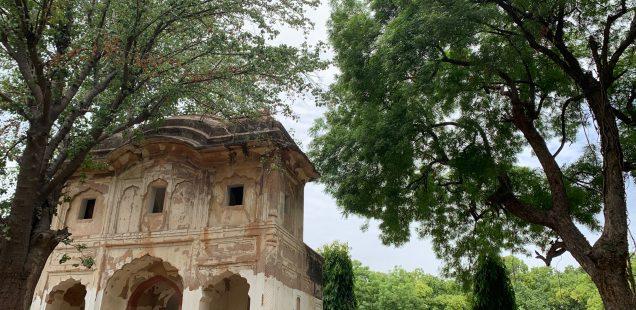 City Monument - Overlooked Ruin, Lodhi Gardens
