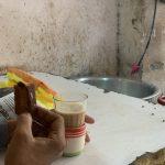 City Food - Alam Tea House, Kucha Chelan