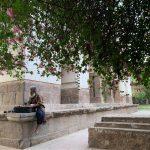City Moment - A Letter Writer's World, Somewhere in Delhi