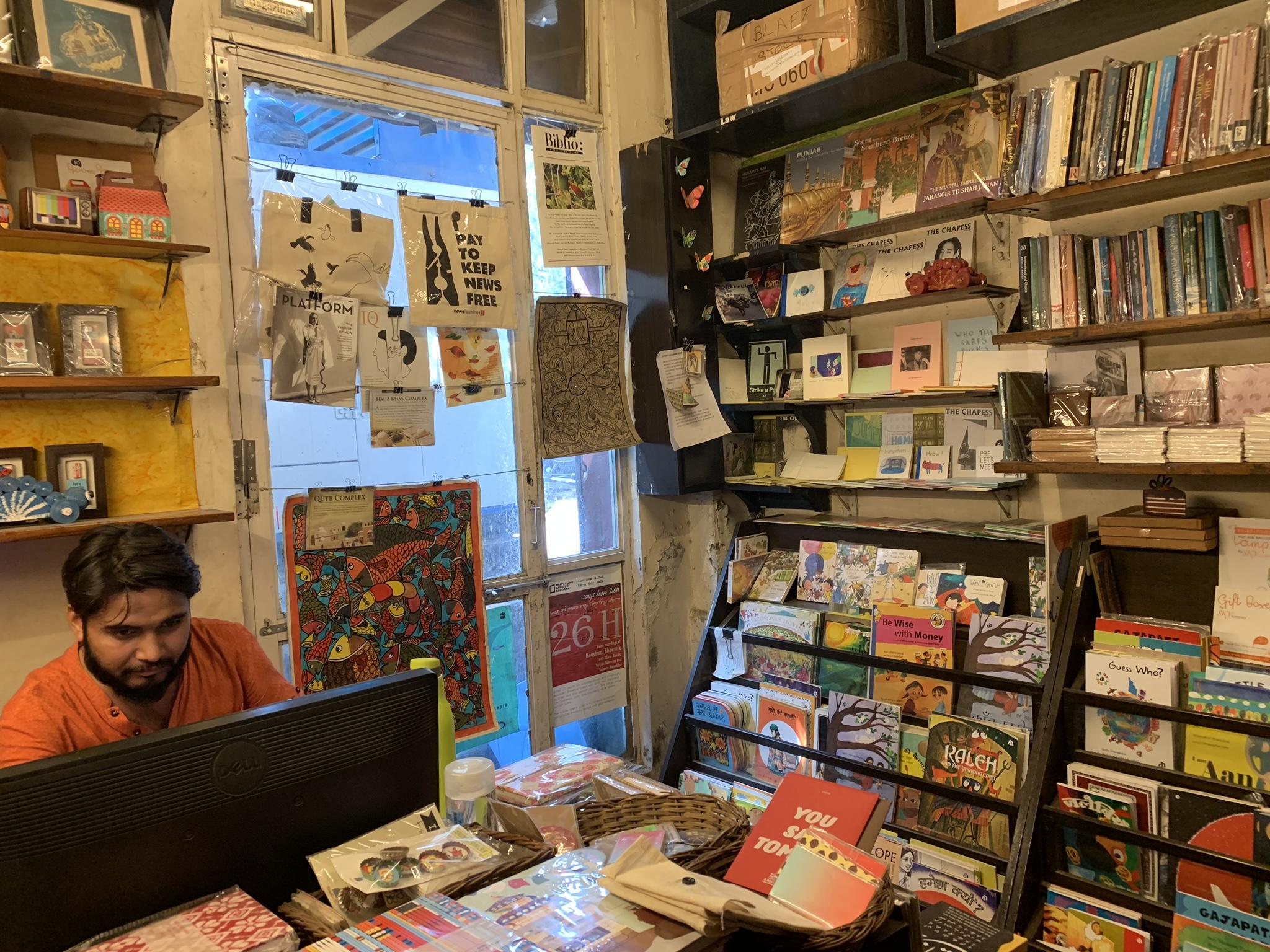 top 10 best Delhi Book Store