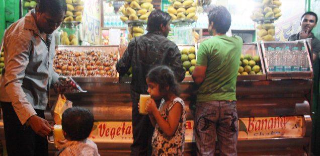 City Food - Milk Shakes, Around Town