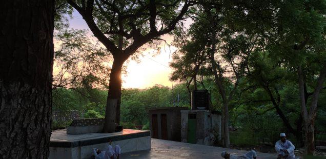 City Faith - Hazrat Nizamuddin's Chilla, Central Delhi