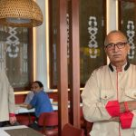 Mission Delhi - Bishen Das Sharma, Embassy Restaurant, Connaught Place
