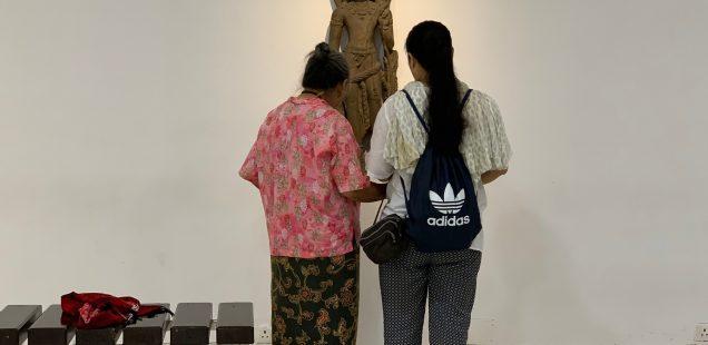 City Hangout - Buddhist Art Gallery, National Museum