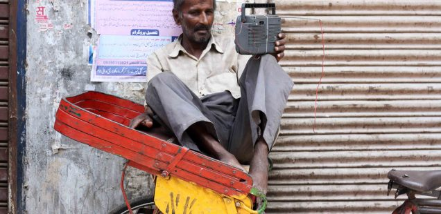 City Moment - Radio Star, Central Delhi