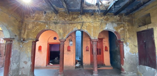 City Monument - Barhi Mata Temple, Paharganj