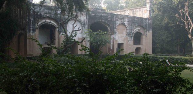 City Monument - Qudsia Begum's Gateway, North Delhi