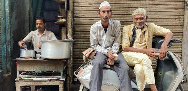 City Food - Zina Tea Stall, Chitli Qabar Bazar