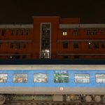 City Hangout - Shatabdi Watching, New Delhi Railway Station