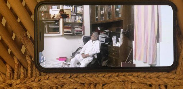 City Life - Scholar Abdul Sattar in Quarantine, Pahari Imli
