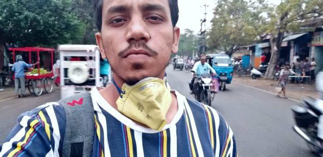 City Series - Masroor Rizvi in Bihar Sharif, We the Isolationists (32nd Corona Diary)