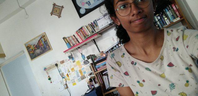 City Series - Keren Naomi in Chennai, We the Isolationists (42nd Corona Diary)