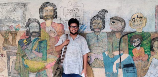 City Series – Vaibhav Dwivedi in Ghaziabad, We the Isolationists (253rd Corona Diary)