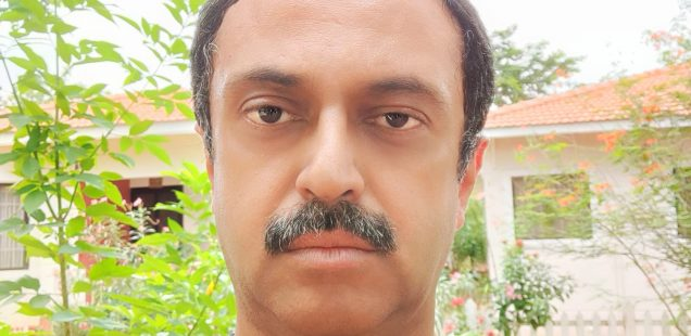 City Series – R S Krishna in Godalatty, Tamil Nadu, We the Isolationists (146th Corona Diary)