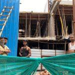 City Life - A Bunch of Labourers, South Delhi