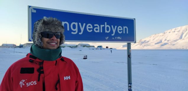 City Series – Shridhar Jawak in Longyearbyen, Norway, We the Isolationists (241st Corona Diary)