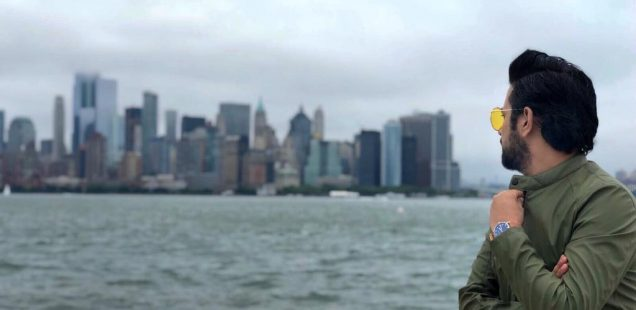 City Series – Furquan Khan in New York, We the Isolationists (217th Corona Diary)