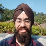 City Series – Bageshwer Singh in Jalandhar, We the Isolationists (312th Corona Diary)