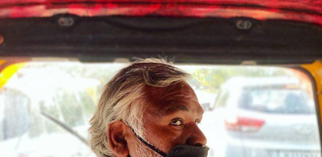Mission Delhi - Rajesh, Around Town