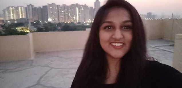 City Series – Kanan Parmar in Noida, We the Isolationists (361st Corona Diary)