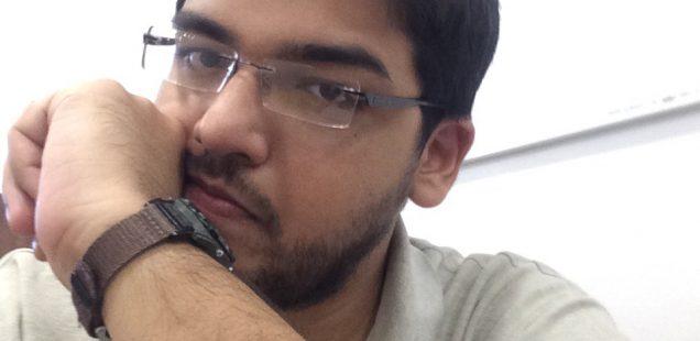 City Series – Pushkar Raj in Delhi, We the Isolationists (380th Corona Diary)