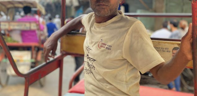 Mission Delhi - Rajinder, Central Delhi