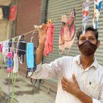 City Hangout - Brijendra Jain's Mask Stall, Chawri Bazar