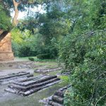 City Monument - Ruined Graveyard, Deer Park