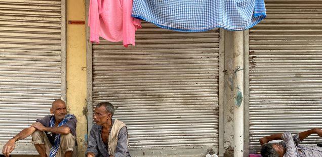Home Sweet Home - Houseless Men's Wardrobe, Chawri Bazar