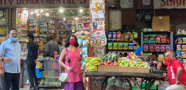Delhi's Bandaged Heart – Jonaki Ray's Ode to Ordinary, Kailash Colony Market