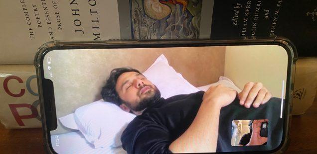 Debris of Life & Mind – Actor & Model Aram Khan's Dream, Bombay