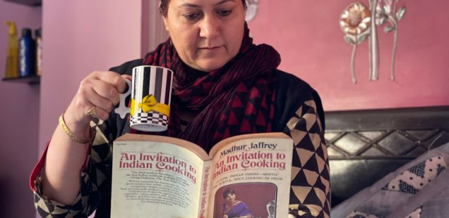 City Food - Madhur Jaffrey's First Book, Delhi's Most Iconic Cookbook