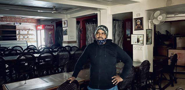 Mission Delhi - Pooran Chandra Melkani, Paharganj