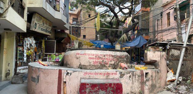 City Landmark - Ordinary Village Well, Chirag Dehli