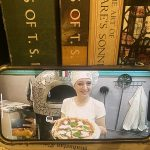 Julia Child in Delhi - Susanna Di Cosimo's Sarson da Pizza, Gurgaon