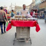 City Life - Veeru Bhai's Self-Made Cart, Central Delhi