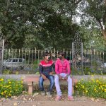 City Hangout - BRICS Rose Garden, Chanakyapuri
