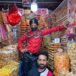 City Food - Deepak Namkeen and Papad Store, Subzi Mandi, Gurgaon