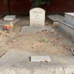 City Landmark - Maharani Stella's Grave, Christian Cemetery, Prithviraj Road