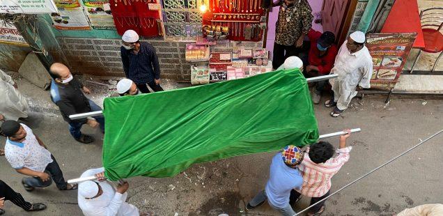 City Life - Covid's Street Life, Old Delhi