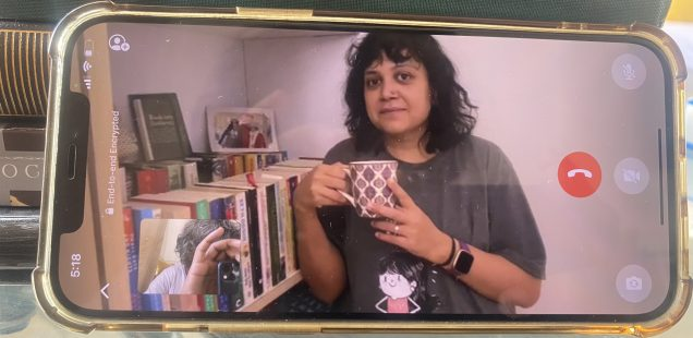 City Life - Maryann Taylor's Pandemic-Day Diary, DLF Phase 5, Gurgaon