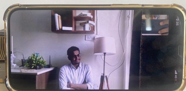 Mission Delhi - Muhammed Huzaifa, Covid ICU, AIIMS Trauma Center