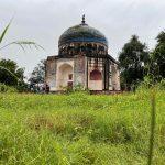 City Monument - Nila Gumbad, Humayun Tomb Complex